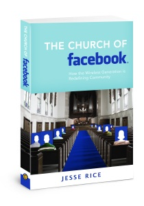 Church of Facebook 3D cover